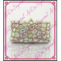 Wholesale Aidocrystal Barbie series sexy women party wear evening purse cluth bags from china suppliers