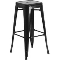 Wholesale Classical Fashion Red Color Metal Banquet Tolix Dining Barstool Chair from china suppliers