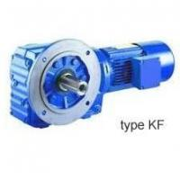 Wholesale KF spiral bevel gear reducer, bevel gear reducer from china suppliers