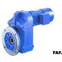 Wholesale F series parallel shaft helical gear reducer motor from china suppliers