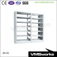 Wholesale Full Steel School Furniture Library Book Shelves from china suppliers
