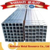 Q195 Pre-galvanized hollow sections
