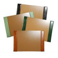 Wholesale Reptile-Grain Leather Medium Desk Pad from china suppliers