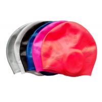 Adult's Ear Protection Swimming Cap