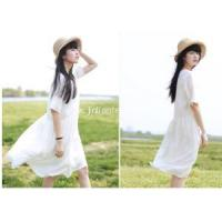 Wholesale Bleached Rayon Fabric for Women's Dress in Leisure Style from china suppliers