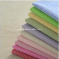 Wholesale Factory direct sale solid dyed canvas fabric from china suppliers
