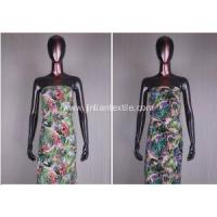 Wholesale 100% Viscose printed fabric for making dress from china suppliers