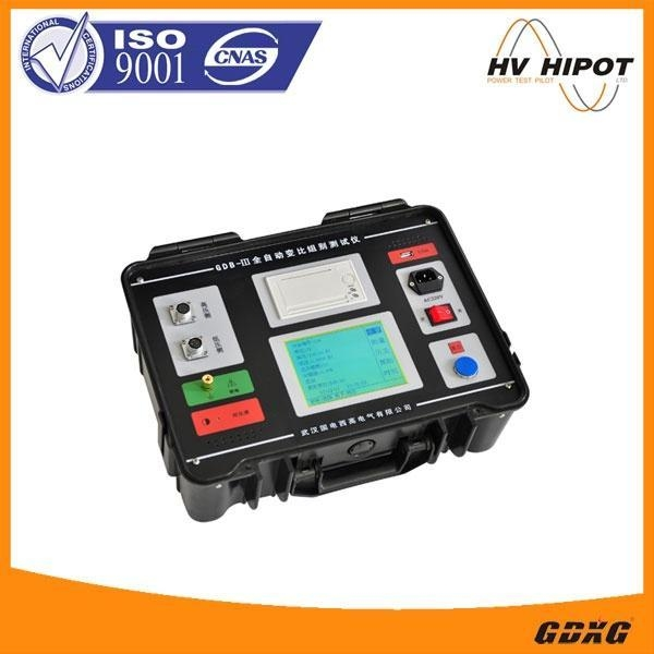 Quality Transformer Tester GDB-III Transformer Turns Ratio Tester for three phase transformer for sale