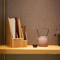 Bamboo Office Accessories of Bamboo A4 Paper File Holder