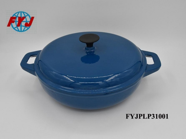 Quality Enamel Cast Iron Cookware for sale