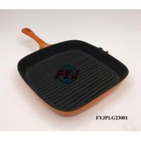 Wholesale Cast Iron Gill pan Cookware Set from china suppliers