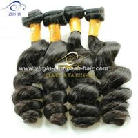 Wholesale Hair Factory Unprocessed Fast Delivery Virgin No Tangle No Shed Loose Wave Hair Extension from china suppliers