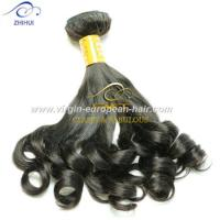 Wholesale Alibaba 7 Days Return Guarantee Virgin Fumi Wave Hair Weft, 100% Brazilian Human Hair Pieces from china suppliers