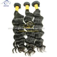 Wholesale No tangle no shedding 100% unprocessed wholesale price brazilian virgin deep weave hair from china suppliers
