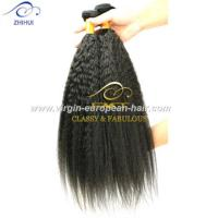 Wholesale 100% unprocessed crochet braids Yaki weave Virgin Brazilian Hair Weft Extension Ladies Human Hair from china suppliers