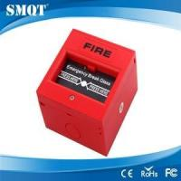 Wholesale Fire alarm break galss call point button from china suppliers
