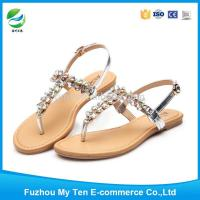 Wholesale Fashion Accessories Best Selling Bling Rhinestones New 2016 Ladies Sandals from china suppliers