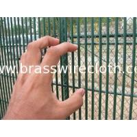 Wholesale Wire Mesh Fence Anti Climb safety security electric fence from china suppliers