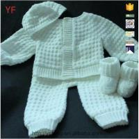 Wholesale Children in Crochet Pattern Baby Sweater from china suppliers