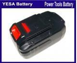 China Power tool Batteries 18V 3.0Ah 4.0Ah Li-ion Power Tool Battery for Porter Cable pc18blx Battery on sale