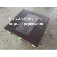 Wholesale platform accessory impact resistance crane outrigger pads from china suppliers