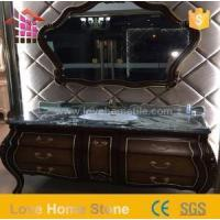 Wholesale Vanity Top Cultured and Black Marble Vanity Countertops with Modern Design from china suppliers