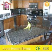 Wholesale White and Black Colours of Kitchen Granite Countertops Colors for New House from china suppliers