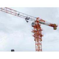 Wholesale 4t Mini P4810/5010 Topless Tower Crane Manufacturers from china suppliers