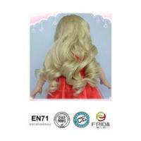 Buy cheap Beautiful american dolls wigs from Wholesalers