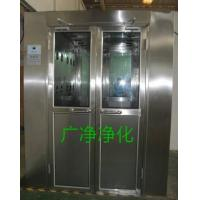 Buy cheap Air shower series Stainless steel double door channel air shower from Wholesalers
