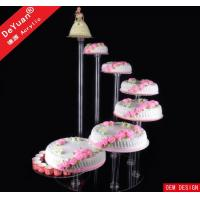 Wholesale Acrylic Cake Stand acrylic cake stand from china suppliers