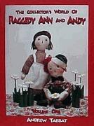 Wholesale Raggedy Ann & Andy Collector And Reference Books from china suppliers