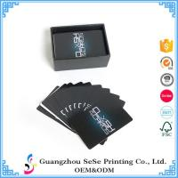 Buy cheap China Wholesale custom paper board game printing from wholesalers