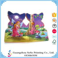 Buy cheap China Professional Cartoon die cut children book printing wholesal... from wholesalers
