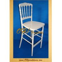 Buy cheap Wholesale Napoleon Stool Bar Chair Stackable Bar Chair from Wholesalers