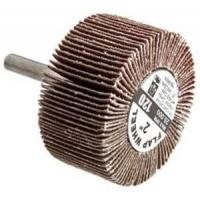 China Abrasive Flap Wheel with Shaft on sale