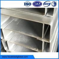China Galvanized Metal Building Materials Roof C Steel Purlin, Steel Channel with Light Weight on sale