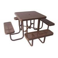 China Arlau Tb05 Table And Chair For Cafe Used, Indoor Table And Chairs, Outdoor Table Umbrella on sale