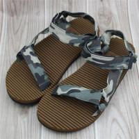 Wholesale Camo EVA Cork Mens Summer Sandals from china suppliers