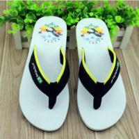 Wholesale Top Level Quality Comfortable Foot Feeling Of White Slippers from china suppliers