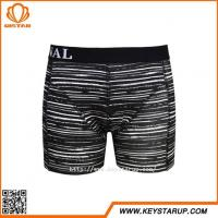 Wholesale Most Comfortable Mens Underwear Unique Printed Knitted Elastic Cotton Best Mens Underwear Boxers from china suppliers
