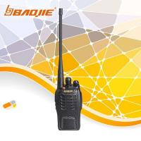Wholesale BJ-A66 trandition board UHF 5W walkie talkie from china suppliers