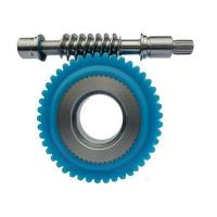 China Spur gear Worm and worm gear on sale
