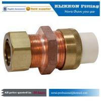 Wholesale china Copper Plumbing Coupling Sweat Tubing Coupler Nut Cap Bushing Plug Pipe and Fittings from china suppliers