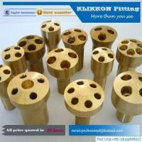 Wholesale china Female to Female Brass Fuel Line ISO ANSI BS JIS End Pipe Fittings from china suppliers