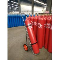 fire-fighting gas cylinder