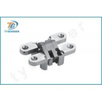 Wholesale Zinc Alloy concealed hinges TBD039 from china suppliers