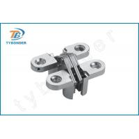 Wholesale Zinc Alloy concealed hinges TBD040 from china suppliers