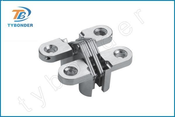 China Zinc Alloy concealed hinges TBD040