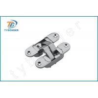 Buy cheap 3D adjustable concealed hinge TBD051(left hand) - TBD052(right hand) from wholesalers